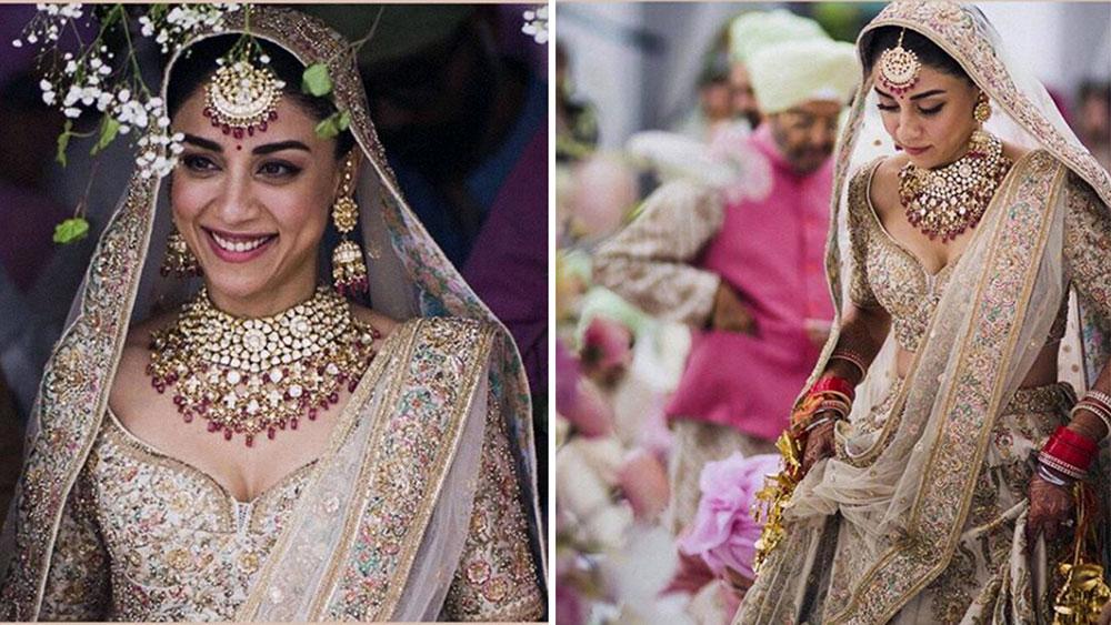 Amrita Puri - Imrun Sethi Wedding - The Jewellery Diaries