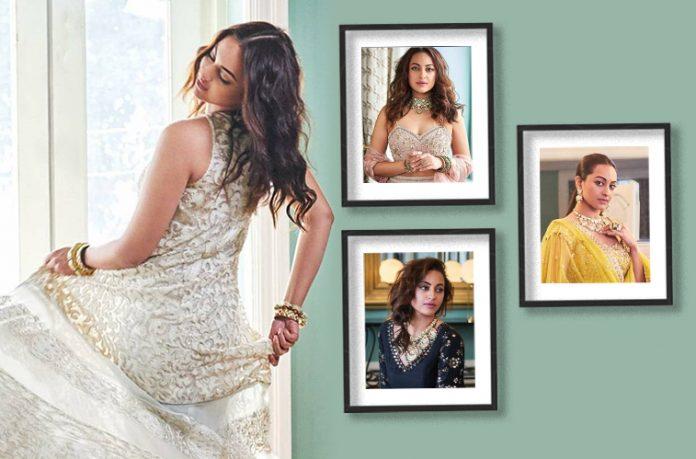 5 Ways to Slay A Bridal Look Like Sonakshi Sinha!