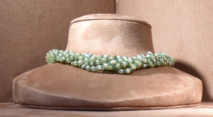pearl neckpiece- Atul Jewellers Store