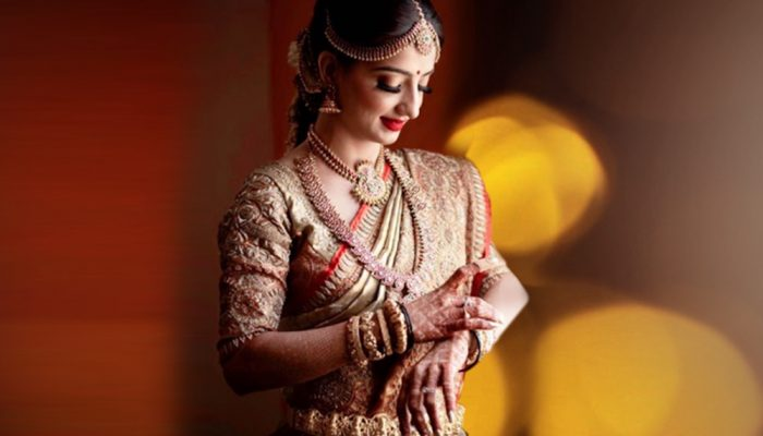 Feature_Lovey Sasan shows us how to keep traditional bridal bling breezy