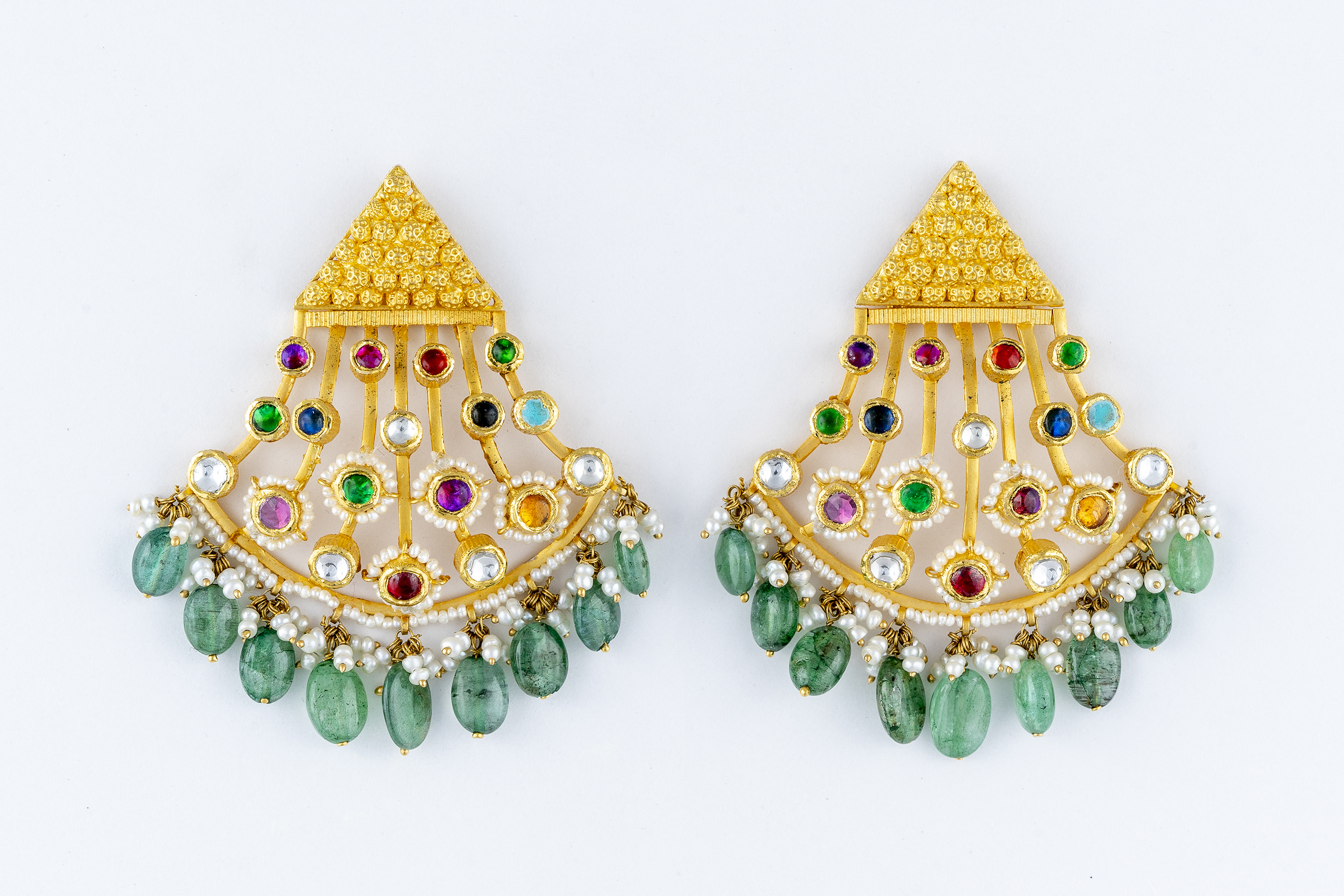 earrings-R Narayan Jewellers