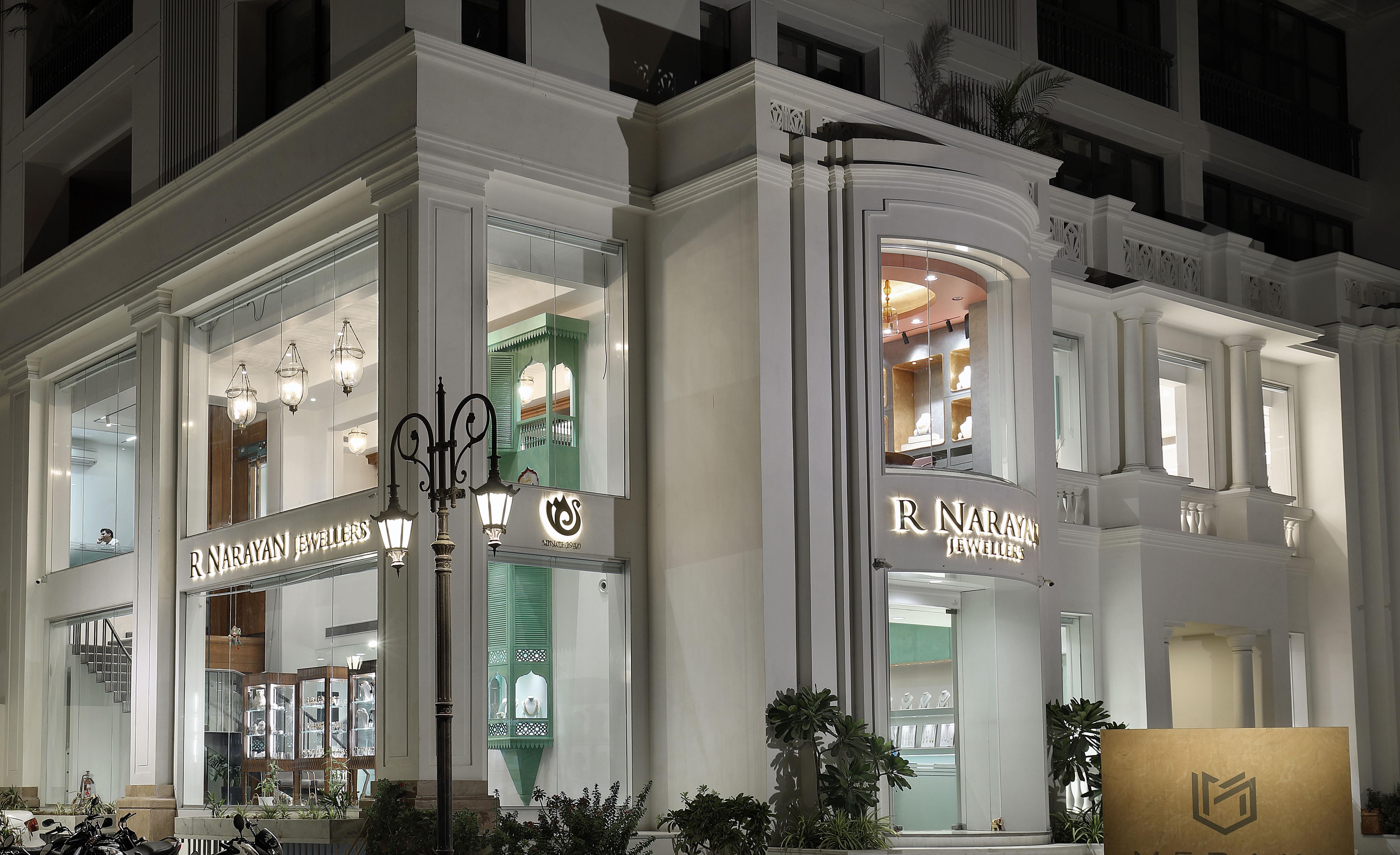 R Narayan Jewellers Store-2