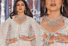 Bhumi Pednekar goes ethereal in yellow diamonds