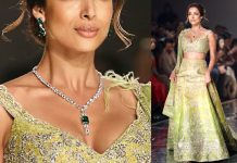 Malaika Arora dazzled in diamonds & emeralds
