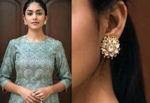 Mrunal-Thakur-goes-gold