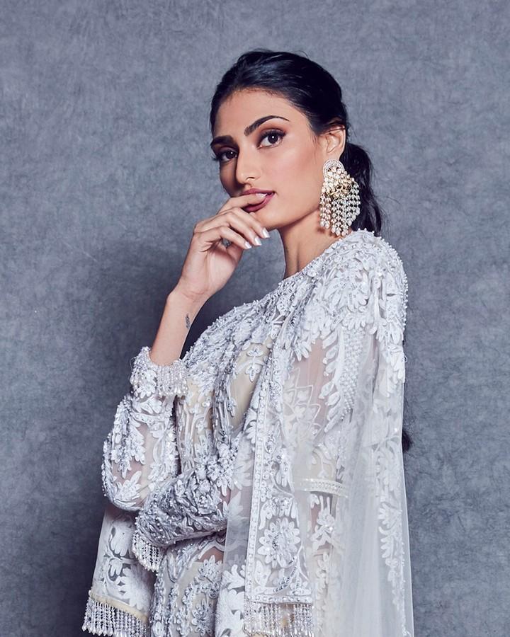 Athiya shetty at Lakme Fashion Week 2019