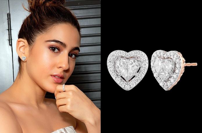 Sara Ali Khan in Magdalena earrings
