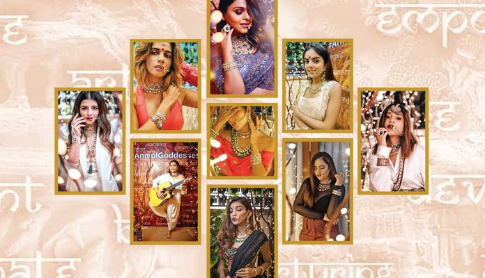 Feature image - Anmol Goddesses