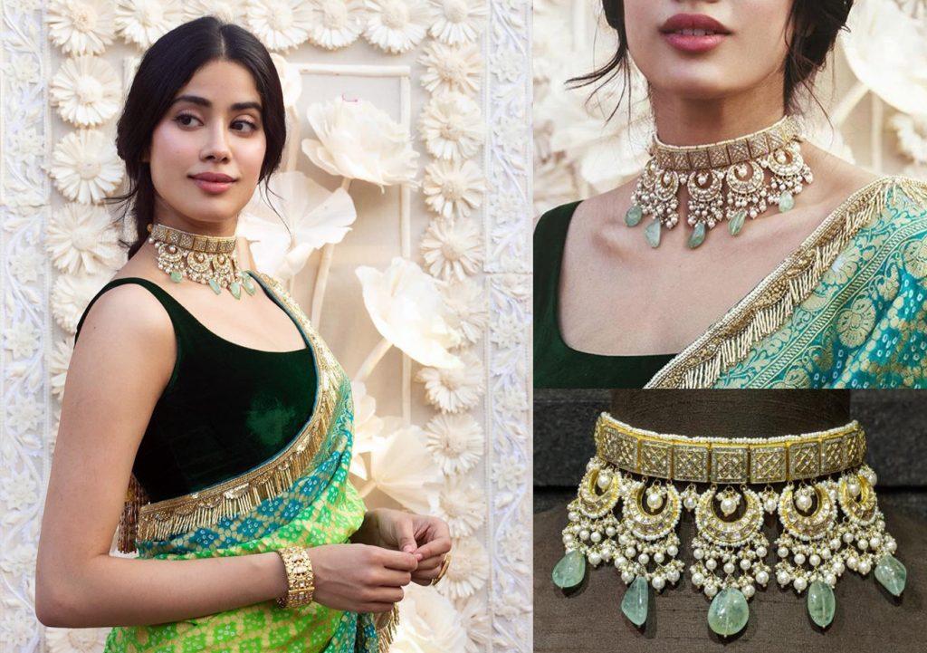 Jhanvi Kapoor - Tyaani Jewels
