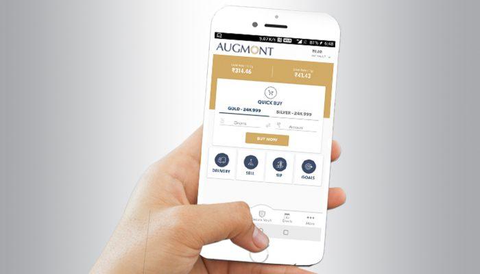 gold trading app