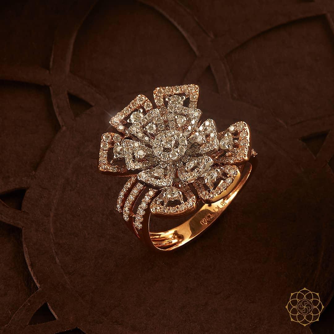 bridal rings-Chheda Jewellers