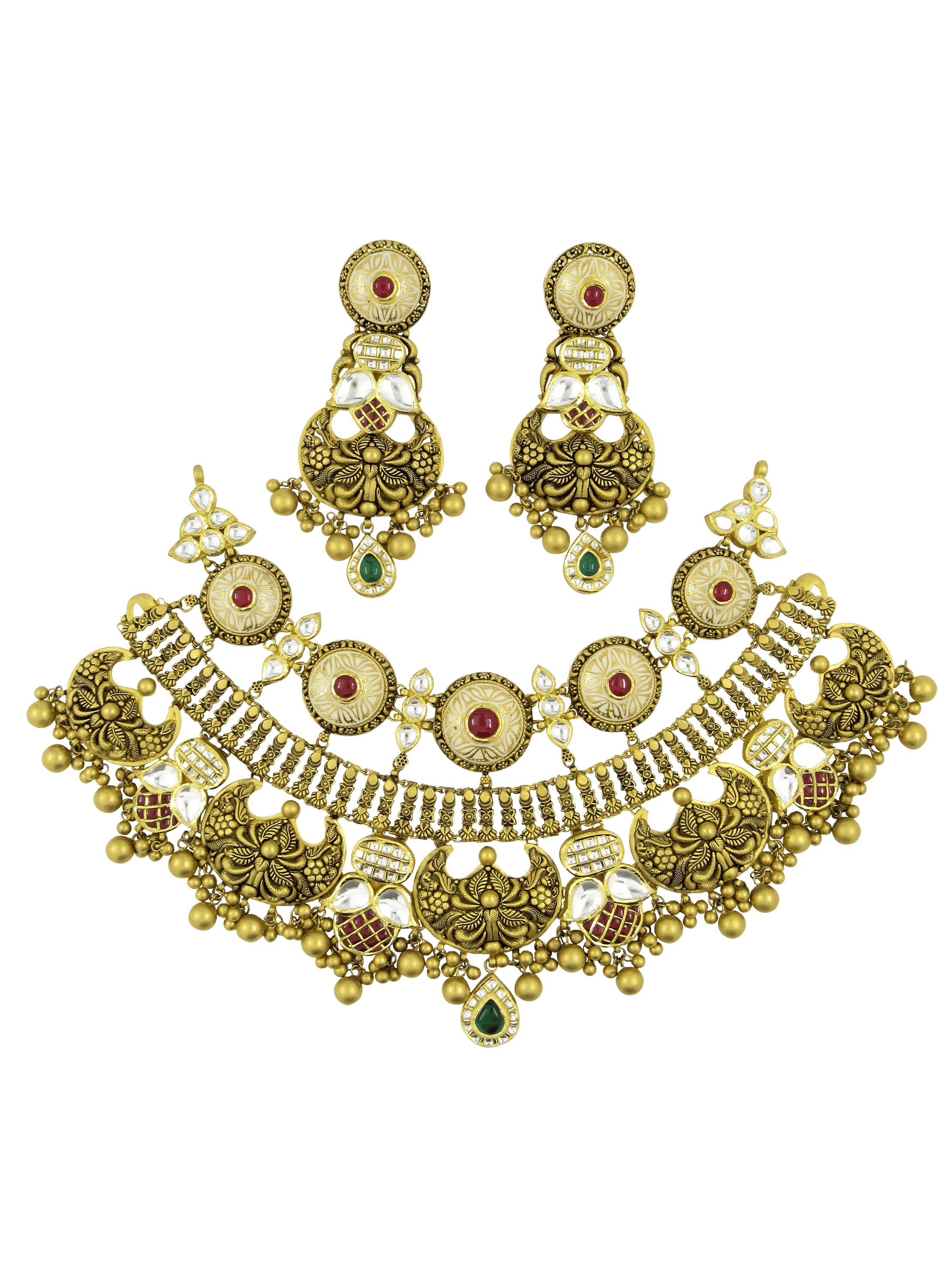 gold jewellery collections-RC Bafna