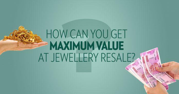 jewellery resale